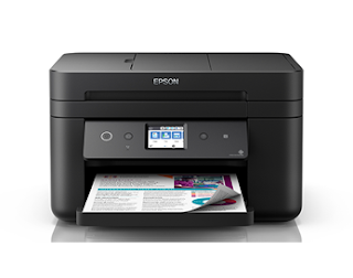 Epson WorkForce WF-2861 Driver Download