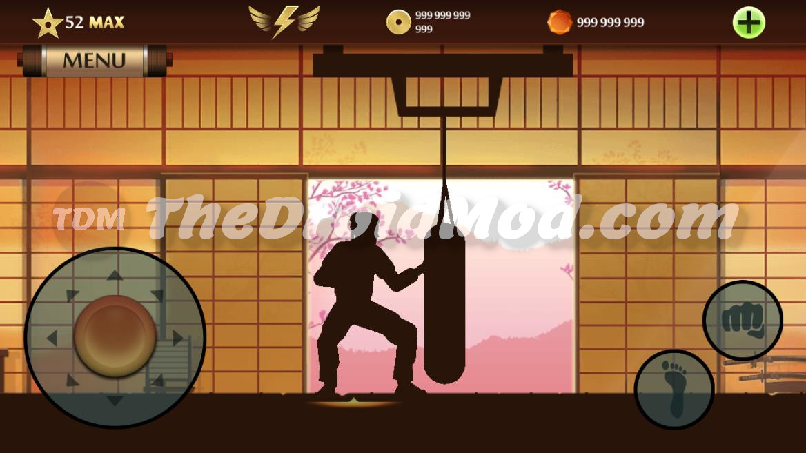 Download Shadow Fight 2 Special Edition V1.0.7 Mega Mod Apk Level 52 Unlimited Gems,Coins,Energy,Orbs Tickets,Exp For Android