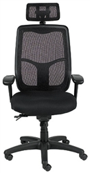 Ergonomic Office Chair with A Headrest