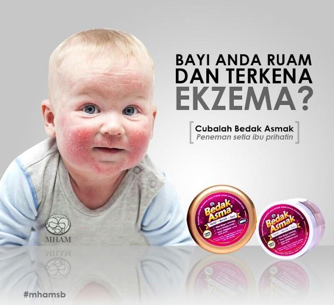 Cara Merawat Penyakit Kulit Ekzema Dan Psoriasis Pada Bayi