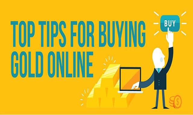 Top Tips For Buying Gold Online