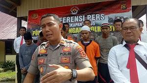 Terekam CCTV, Pencuri HP di Counter Hamka Cell Simpang Limo Ditangkap Polisi, Ini Modus Tersangka
