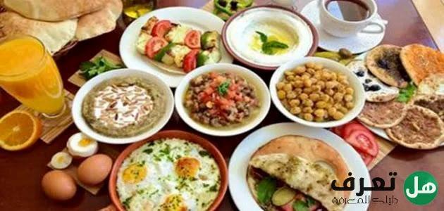 ما هو أفضل سحور في رمضان.؟