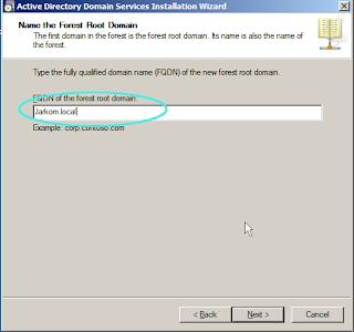 Penentuan nama domain