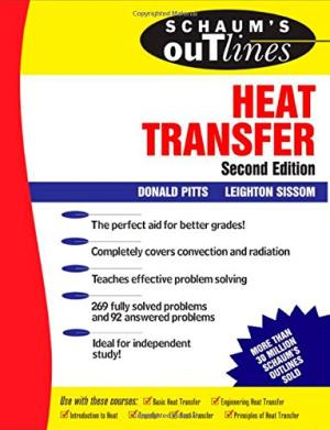 Heat transfer Theory & problem by SCHAUM outline