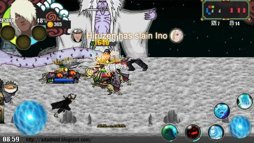 download game naruto mod di android