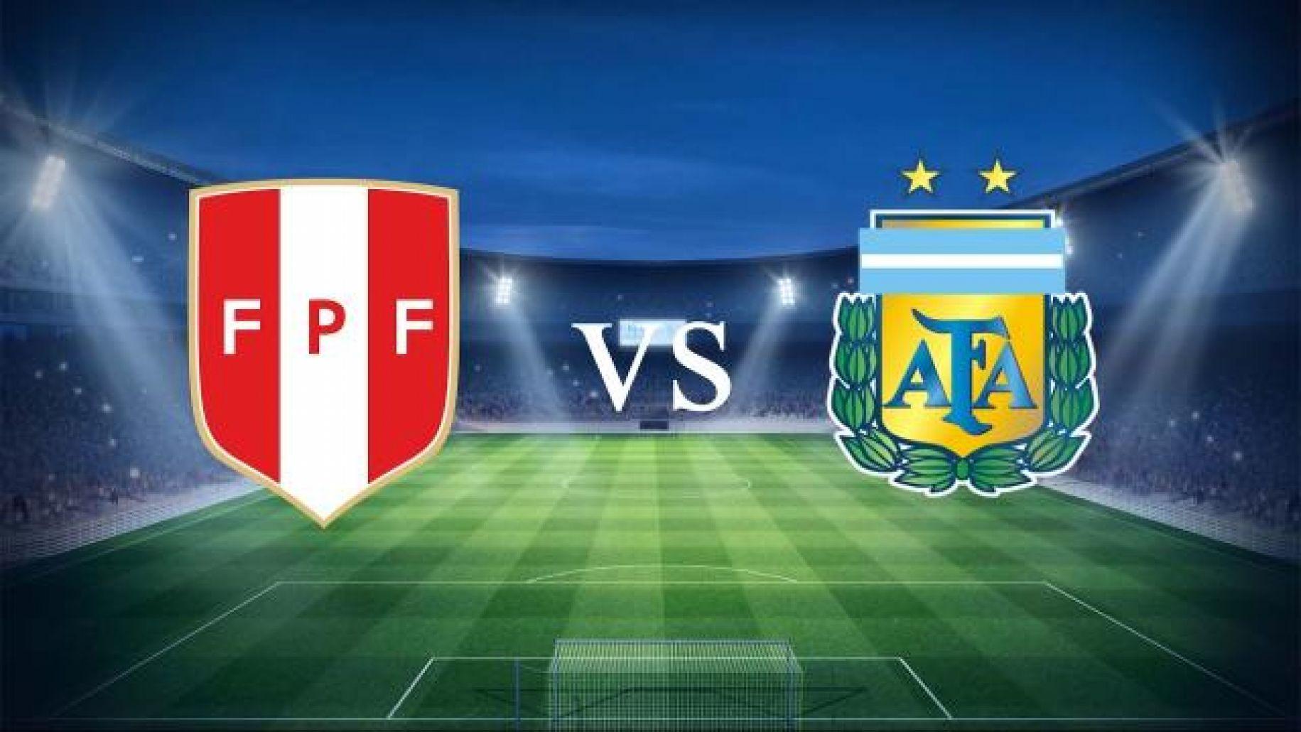 مشاهدة مباراة الارجنتين وبيرو بث مباشر اليوم 15-10-2021 تصفيات كأس العالم موقع عالم الكورة