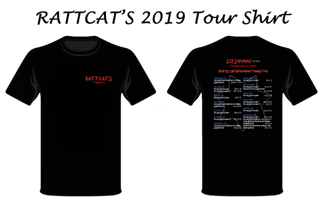 LCI Services R.A.T.T.C.A.T.'S 2019 LE Training Tour