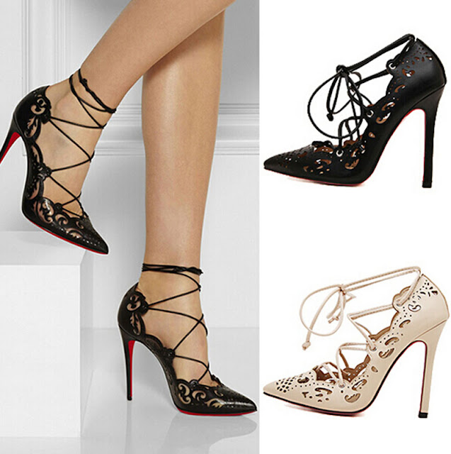 Show your Artistic and Fashionable Side with Strappy Heels