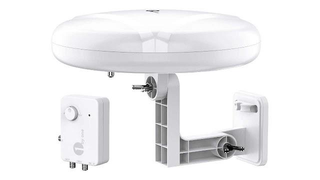 HDTV Antenna-1byone 360 Omni-Directional