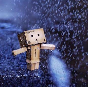 10 Kata Galau Menyentuh Ketika Hujan Turun