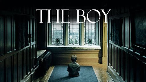 Cậu Bé Ma - The Boy