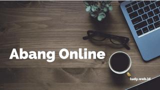 Abang Kandung Sudah Biasa,  Abang Tiri Bikin Binasa,  Abang Online Luar Biasa
