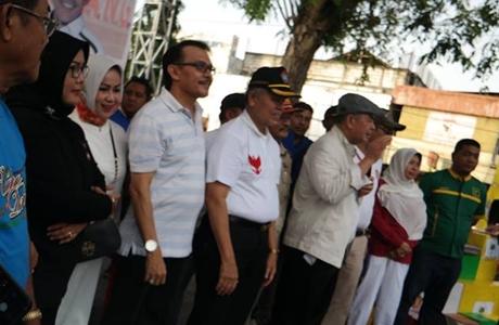 Seorang Pemimpin Harus Takah, Tokoh, dan Tageh, Nasrul Abit: Syarat ini dimiliki oleh Emzalmi-Desri Ayunda