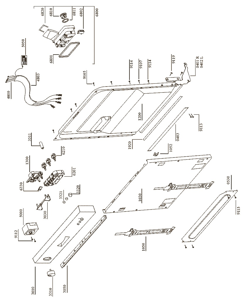 Schematic Diagrams  Whirlpool Dish