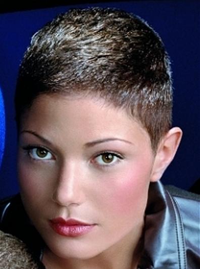 Very Short Haircuts Short Hairstyle Monika Mojezycie