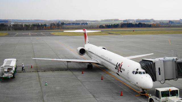 McDonnell Douglas MD-90 | Japan Airlines