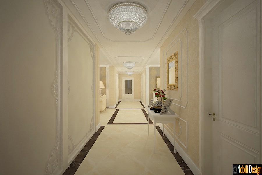 Design interior casa clasica de lux - Design interior case stil clasic Brasov