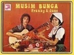 Franky and Jane - Musim Bunga ( Karaoke )