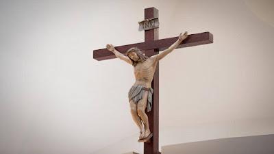 Oração de ação de graças pelo sacrifício de Jesus na cruz