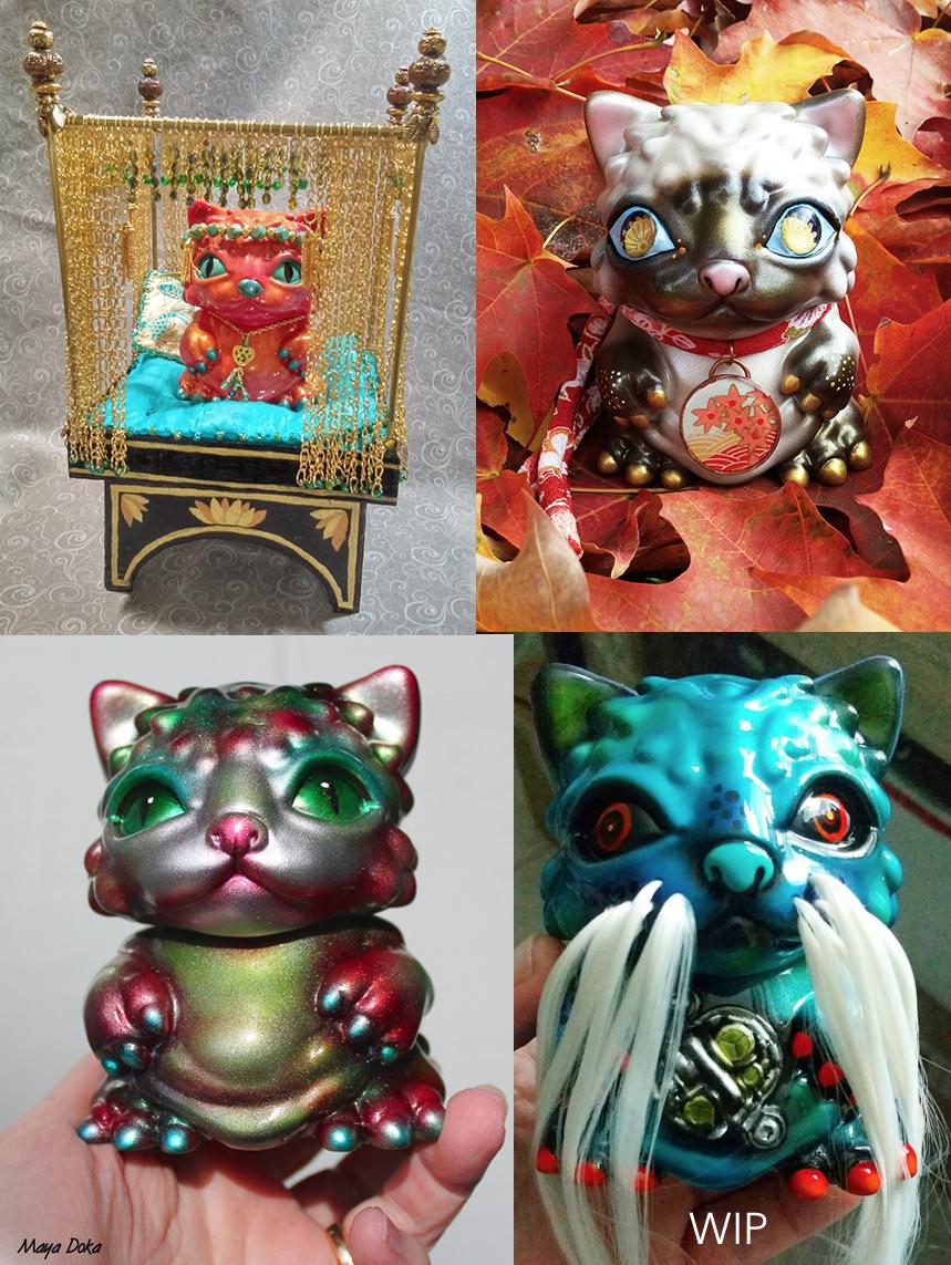 CHUBZ THE CAT Custom Show Online Nov 25th