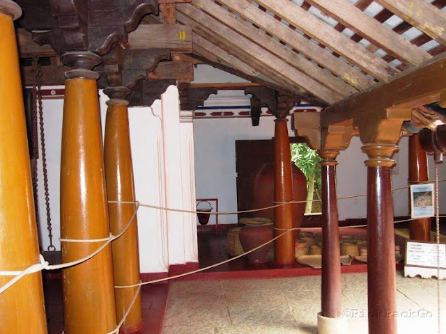 DakshinaChitra - Tamilnadu traditional Agriculturist house