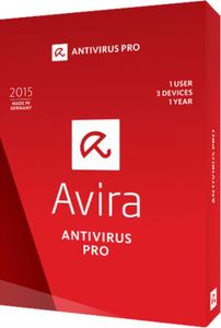 Avira Antivirus Pro 15.0.30.29 + License Key