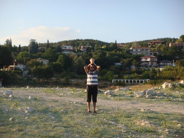 Kırcaali Glavatartsi'de dolaşırken