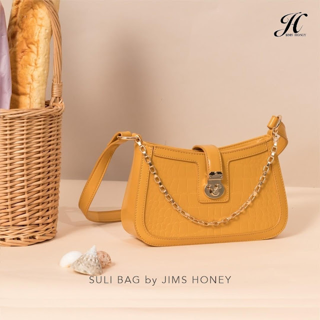 JIMS HONEY SULI BAG