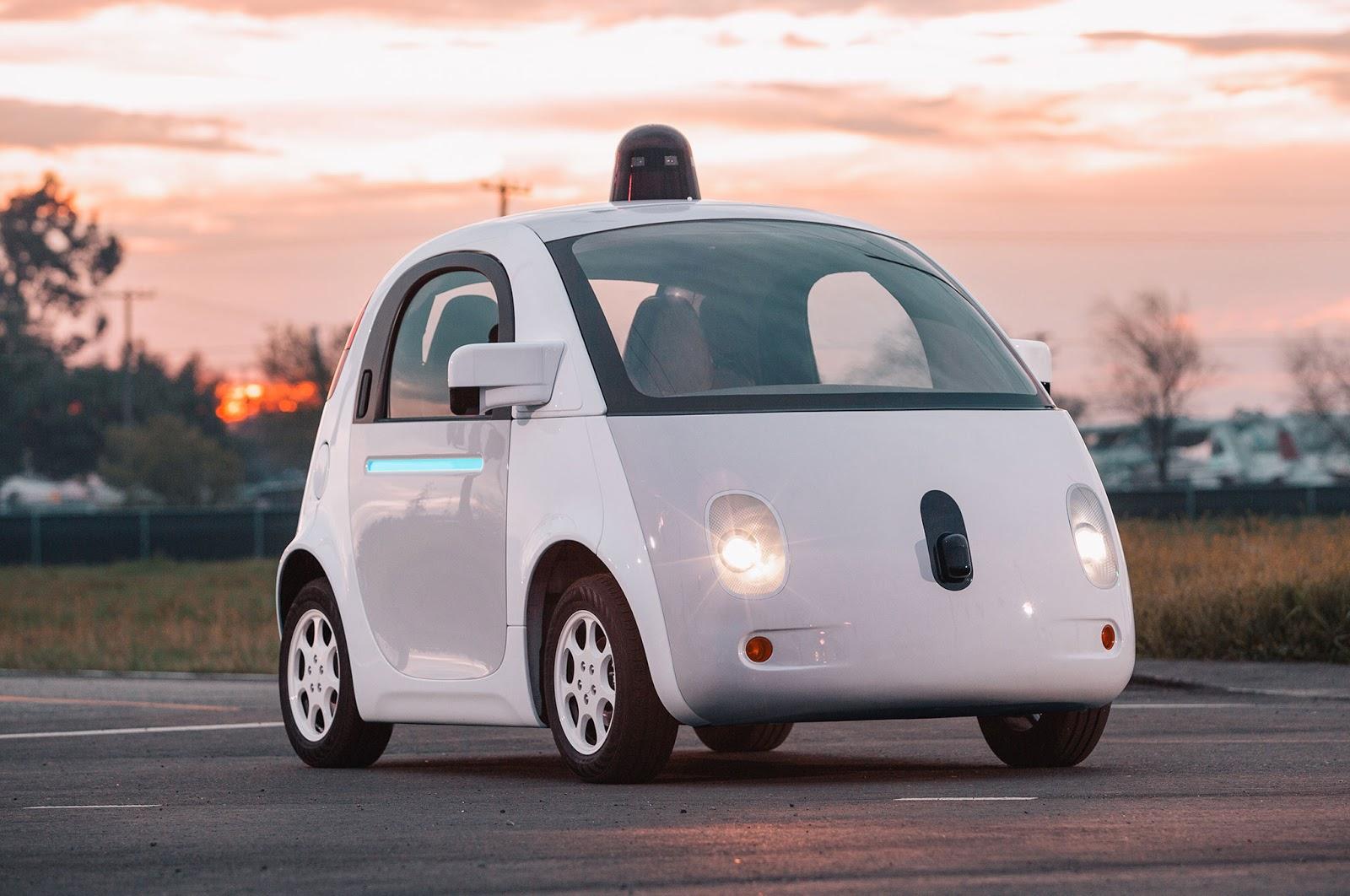 Xe tự lái của Google