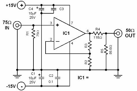active-impedance-converter-circuit