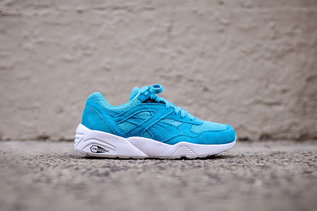 Puma continues their strong run in Spring 2014 with the R698
