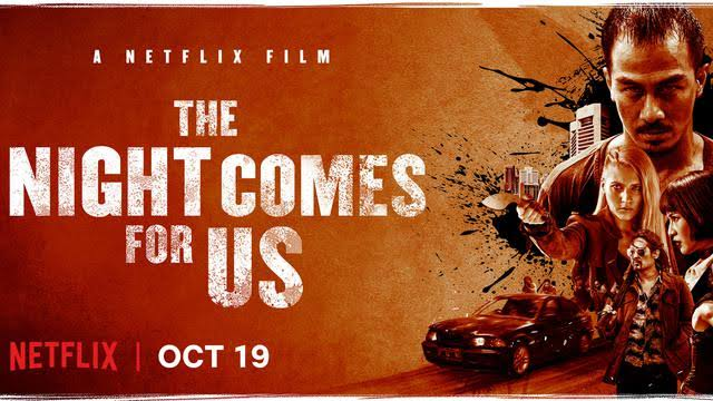 The Night Comes For Us (2018) WEBDL