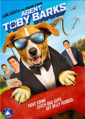 Agent Toby Barks [2020] [DVD R1] [Subtitulada]