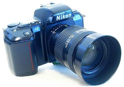 Nikon F601, AF Nikkor 35-135mm F3.5~4.5 D