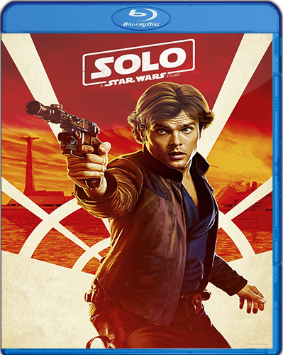 Solo: A Star Wars Story [2018] [BD25] [Latino]