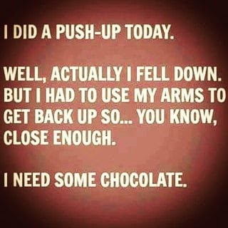 Witty Fitness Quotes