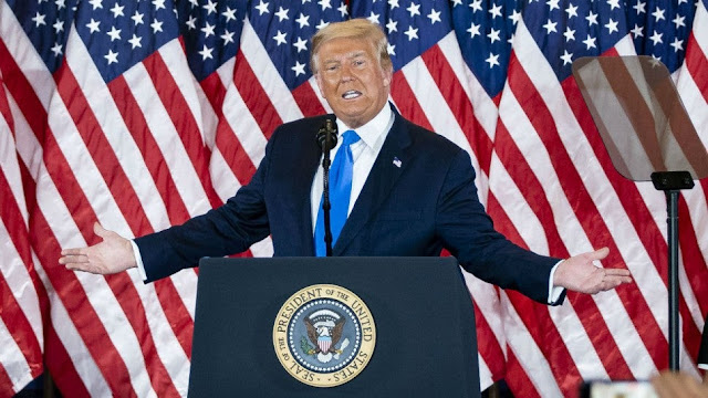 Donald Trump Officially Impeached from Office as he becomes the first president in USA to be Impeached twice