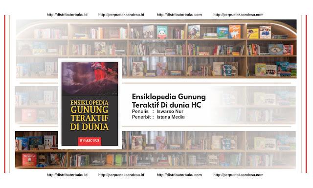 Ensiklopedia Gunung Teraktif Didunia HC