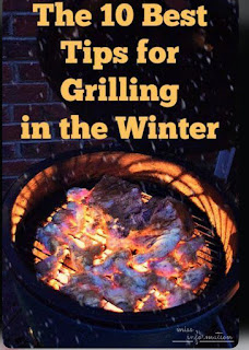 Winter Flame broiling Tips