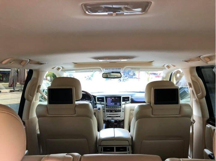 Giữ giá như Lexus LX 570: Chạy 6 năm, bán lại vẫn dư tiền mua Audi Q7 mới tinh