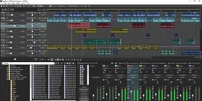 تحميل برنامج استديو الصوت للمحترفين MAGIX ACID Pro 2020