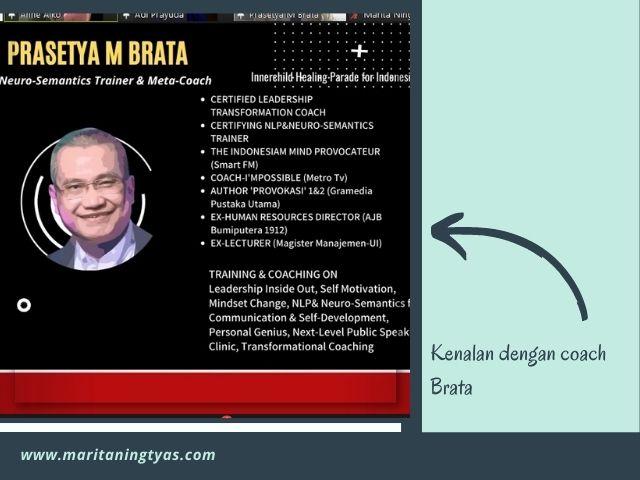 profil coach prasetya m brata