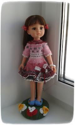 #Кукла_Paola_Reina_одежда