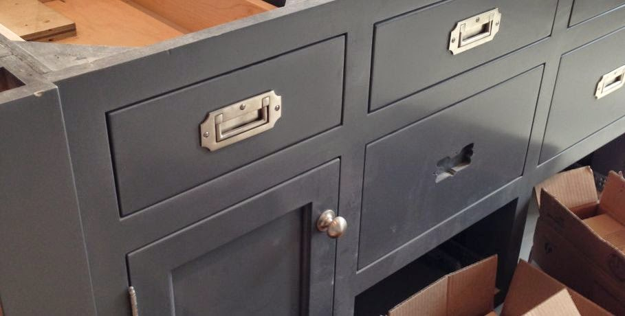 The D. Lawless Hardware Blog: What are inset cabinets?