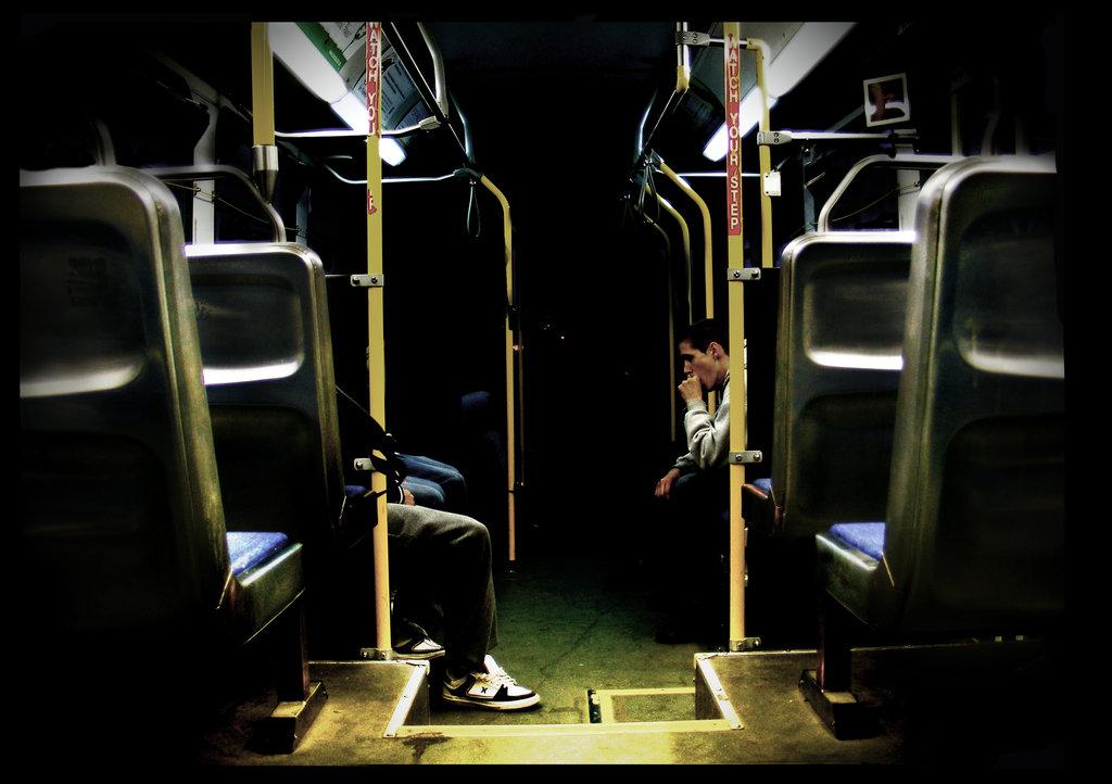 [Chuyện có thật] Câu chuyện về chiếc xe buýt bị ma ám