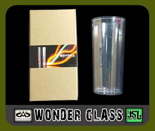 toko sulap jogja Wonder Glass