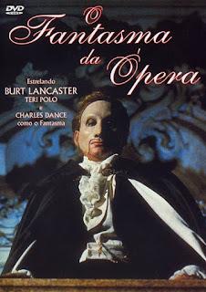 O Fantasma da Ópera - DVDRip Dublado