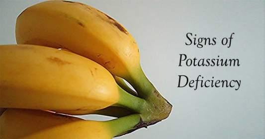 banana potasium