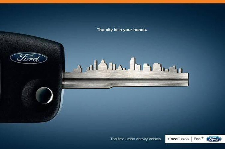 Ford: The city is in your hands